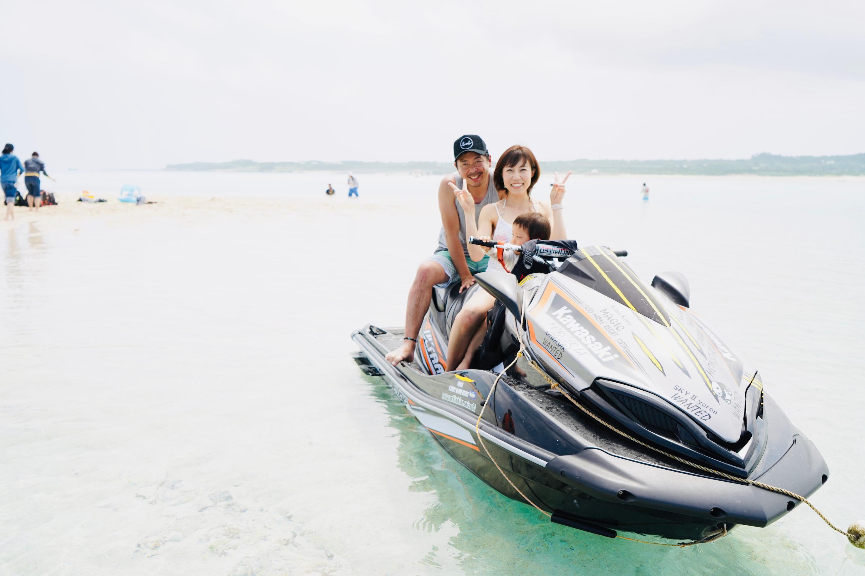 ヨロン島 百合が浜